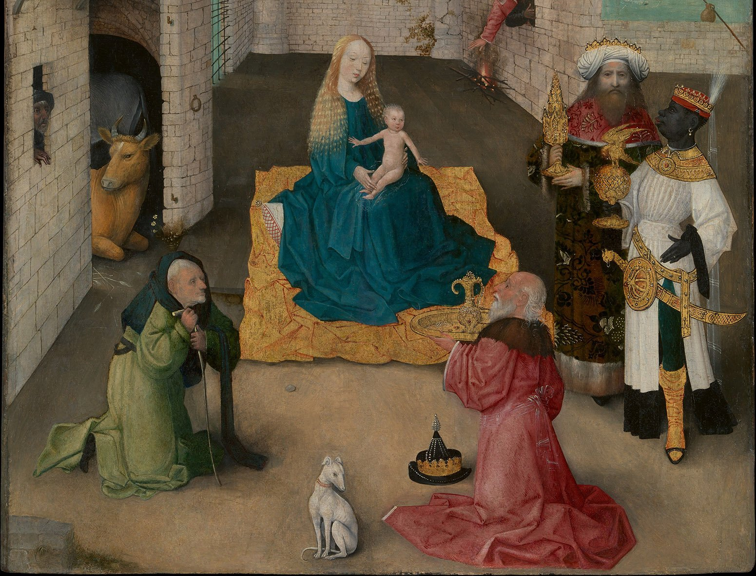 Bosch's The Adoration of the Magi