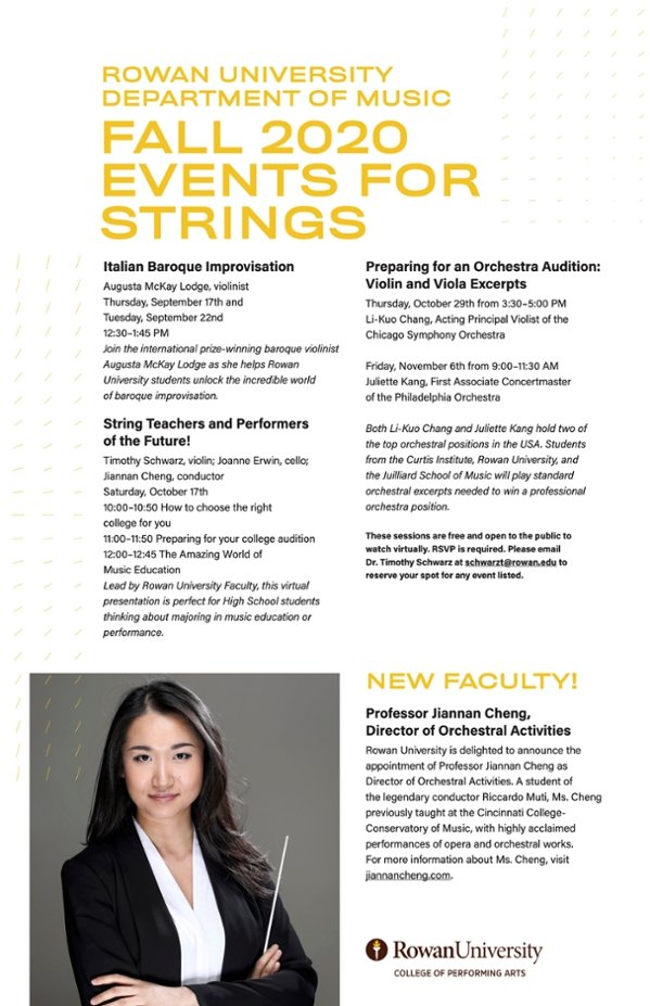 string events